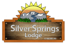 Silver Springs Lodge Retina Logo
